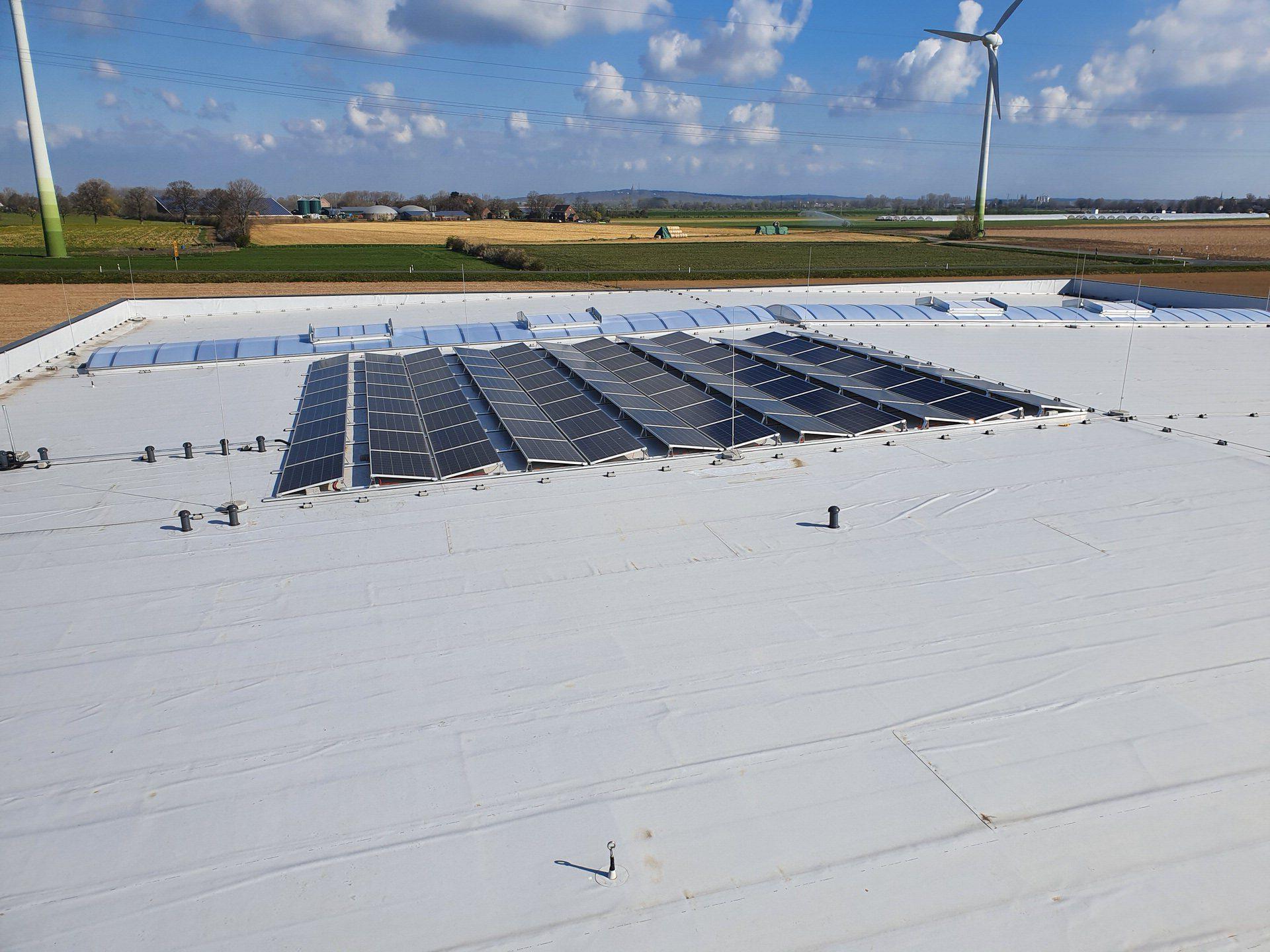 PV-Anlage mit 29,76 kWp Anlagenleistung - Vorbereitet für eine spätere Anlagenerweiterung